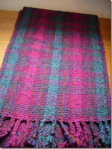 First Weaving - Tartan 2009-05-01 13-30-10_0005